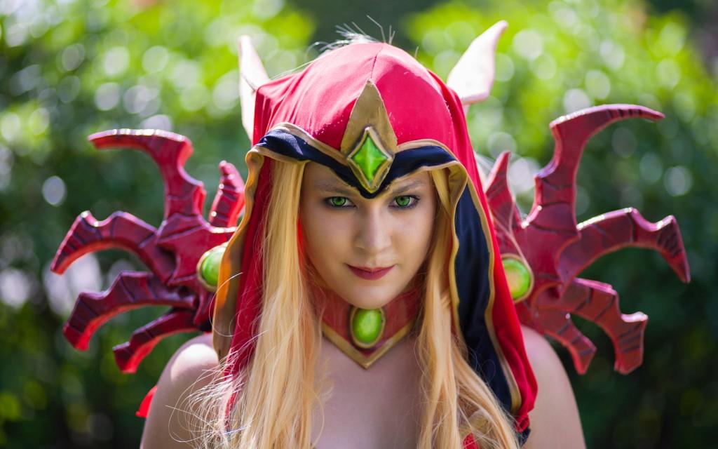 Photoshoot: Valeera Sanguinar (World of Warcraft – Fairydevil Cosplay)