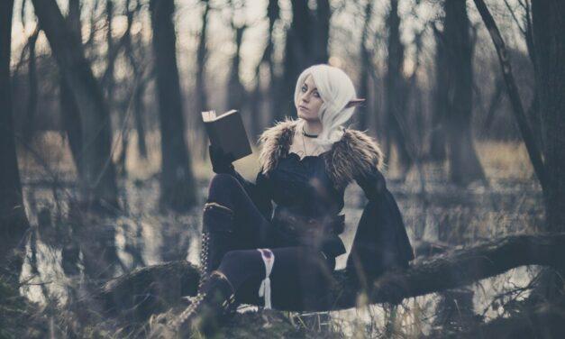 Photoshoot: Noréll (Original Északi Elf – Dorachin)