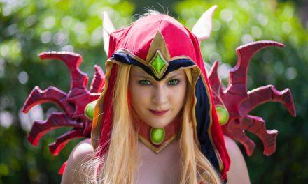 Photoshoot: Valeera Sanguinar (World of Warcraft - Fairydevil Cosplay)