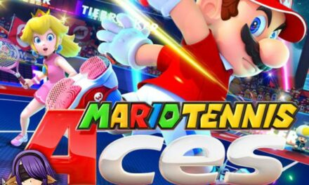 Mario Tennis Aces verseny a Fantasy EXPO-n!