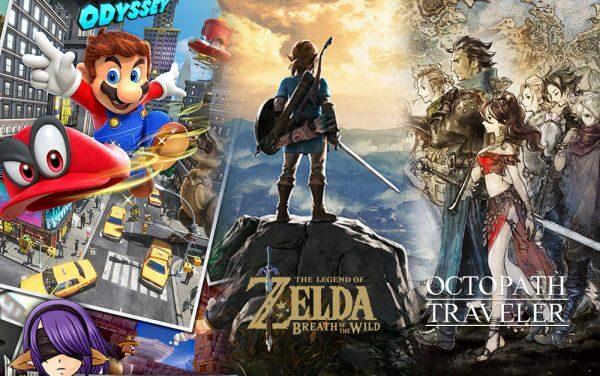 Játssz szabadon a Nintendo Switch legkirályabb játékaival a Fantasy EXPO-n!