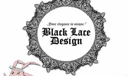 AnimePiac: Black Lace Design