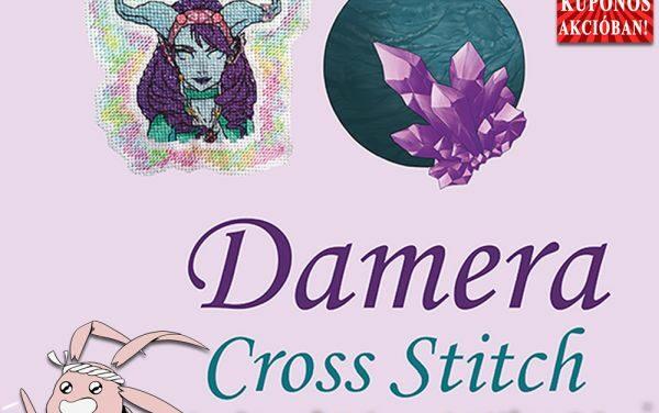 AnimePiac: Damera Cross Stitch
