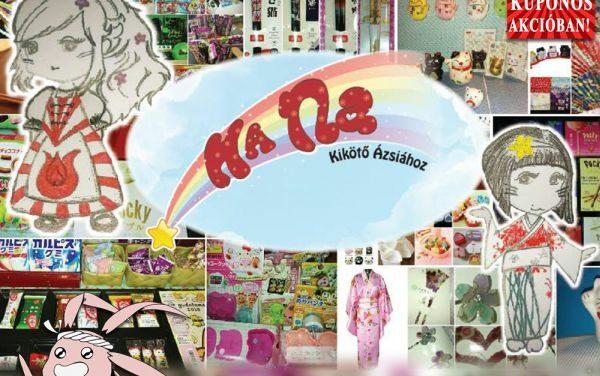 AnimePiac: Hana Cs. – Kikötő Ázsiához