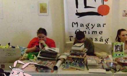 AnimePiac: A Magyar Anime Társaság pultja