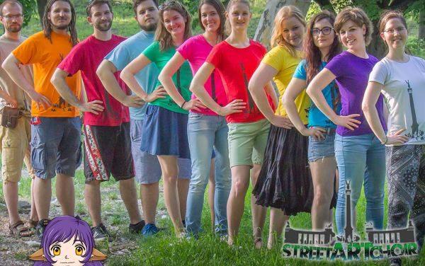 Bemutatkozik a Street Art Choir!