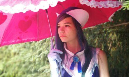 Photoshoot: Juvia Lockser (Fairy Tail - Klepth)