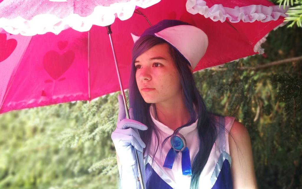 Photoshoot: Juvia Lockser (Fairy Tail – Klepth)