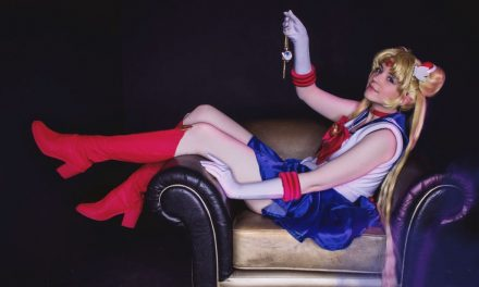 Photoshoot: Sailor Moon (Sailor Moon - Meriel)