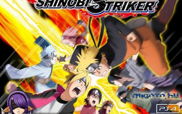 Naruto to Boruto: Shinobi Striker a Fantasy EXPO-n!