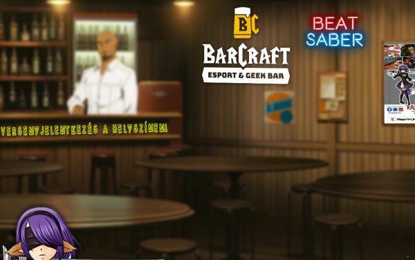 A BarCraft sem hiányozhat a Fantasy EXPO-ról!