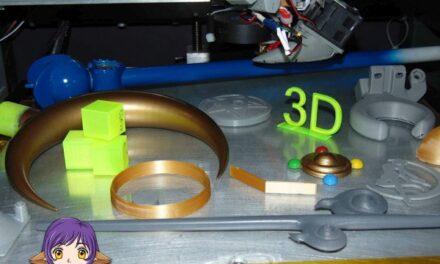 3D nyomtatás házilag (Gerzsenyi Róbert előadása)