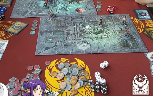 Shadespire bemutató a Fantasy EXPO-n!