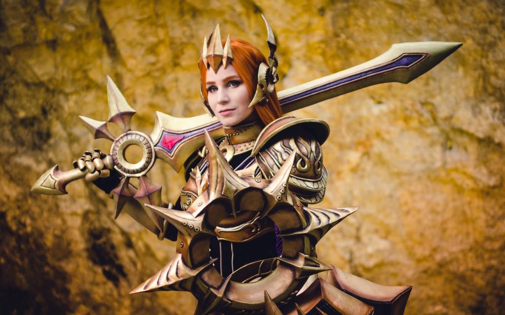 Photoshoot: Leona (League of Legends – Aoime)