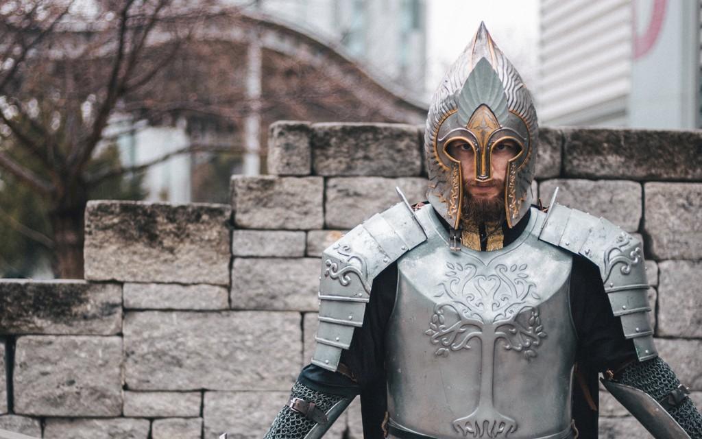 Photoshoot: Gondori Tábornok (Lord of the Rings – Gyűrűk Ura – Master of Dark Mystic Arts)