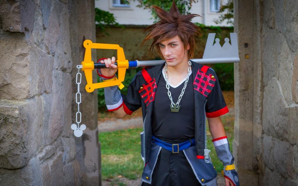 Photoshoot: Sora (Kingdom Hearts III – Obito-kun)