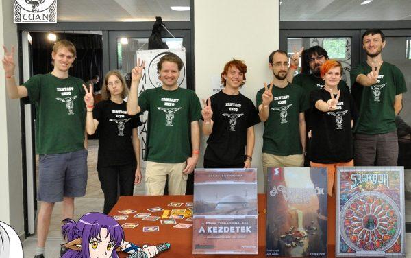 Ismét várjuk a társasjátékok és wargame-ek szerelmeseit, a Fantasy EXPO-n!