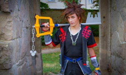 Photoshoot: Sora (Kingdom Hearts III - Obito-kun)