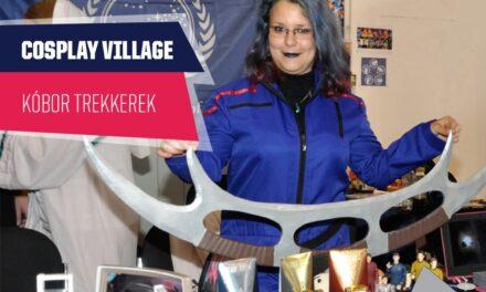 PlayIT Show Budapest – Cosplay Village: Bemutatkoznak a Kóbor Trekkerek!