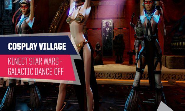 PlayIT Show Budapest – Cosplay Village: Táncos lábúak, az Erő legyen Veletek!