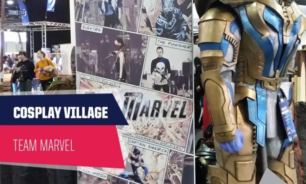 PlayIT Show Budapest – Cosplay Village: Támadnak a képregényhősök!