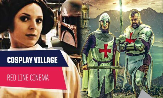 PlayIT Show Budapest – Cosplay Village: Visszatér a Red Line Cinema is!