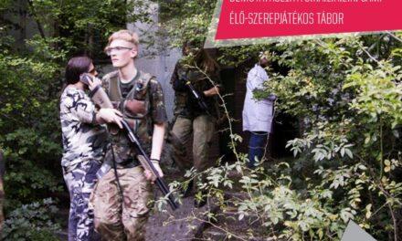 PlayIT Show Budapest – Cosplay Village: Bemutatkozik a S.T.A.L.K.E.R. Camp élő-szerepjátékos tábor