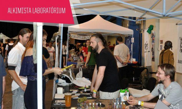 PlayIT Show Budapest – Cosplay Village: Bemutatkoznak az Alkimista Laboratórium!