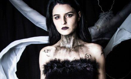 Photoshoot: Sonja (Mage: The Ascension - Zelkovena)