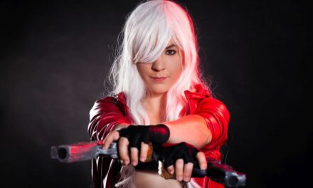 Photoshoot: Dante (Devil May Cry 3 - Fairydevil)
