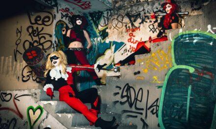 Photoshoot: Harley Quinn (DC/Batman - Buttercup Adventures/Zsebtigtis/Pilly Tita)
