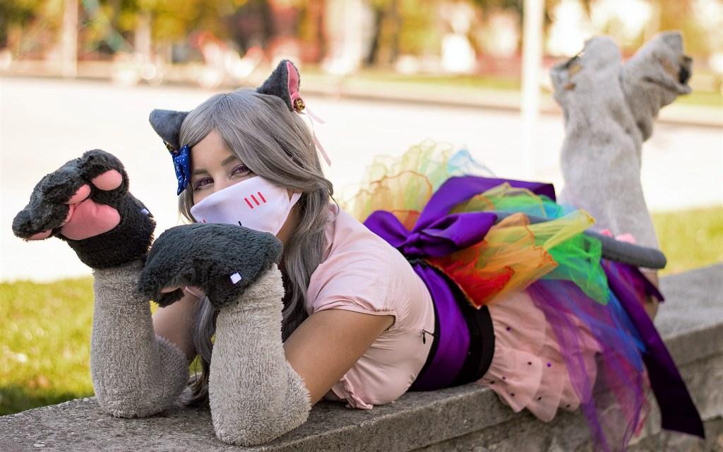 Photoshoot: Nyan Cat (Lina-chan)