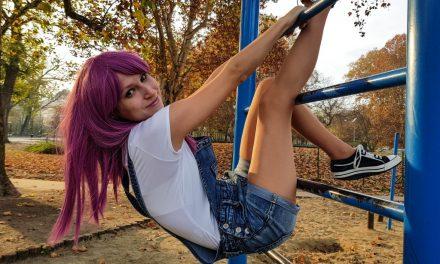 Photoshoot: Sora Naegino (Kaleido Star - Heniko)