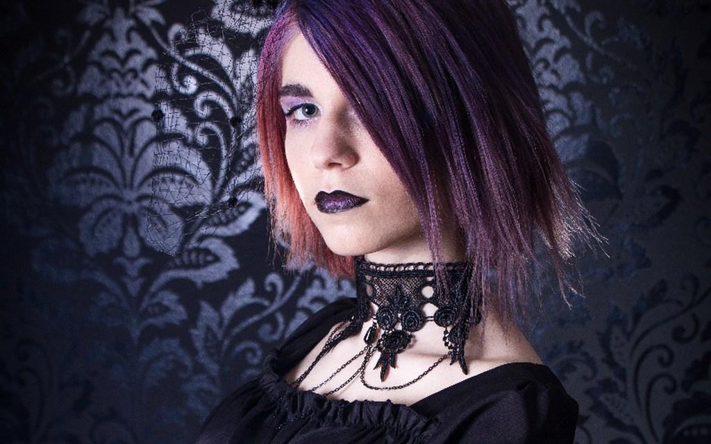 Photoshoot: Goth Loli (Original – Sayuri)