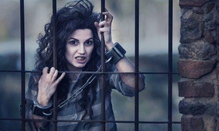 Photoshoot: Bellatrix Lestrange (Harry Potter - Ms.Terious Cosplay)