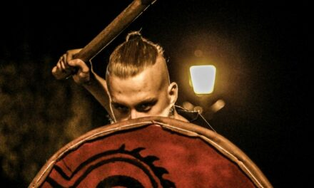 Photoshoot: Björn Ironside (Vikings - Glack)