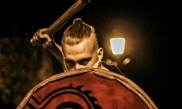 Photoshoot: Björn Ironside (Vikings – Glack)
