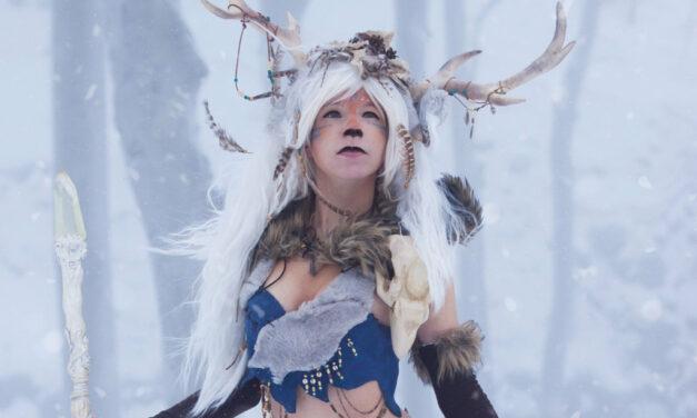 Photoshoot: Snow Faun (Original – Yuriko Seira)