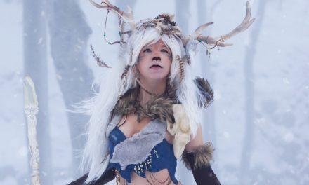 Photoshoot: Snow Faun (Original - Yuriko Seira)