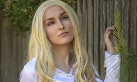 Photoshoot: Éowyn (Lord of the Rings - Pocketwraith)