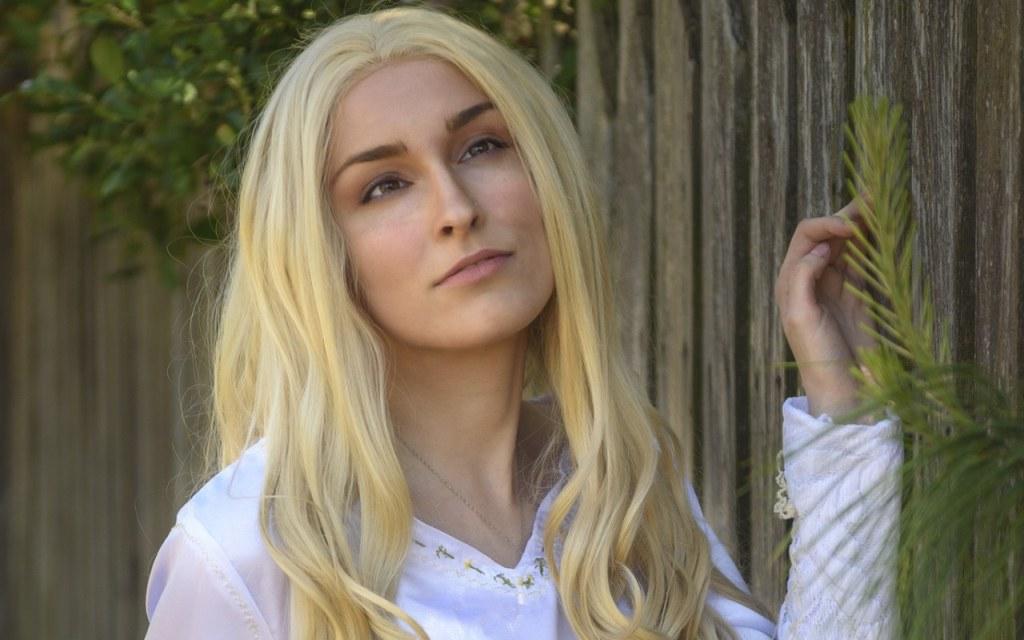 Photoshoot: Éowyn (Lord of the Rings – Pocketwraith)