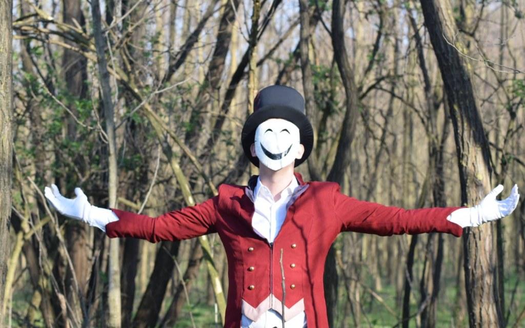 Photoshoot: Kagatane Hiruko (Black Bullet – Hiruko-kun)