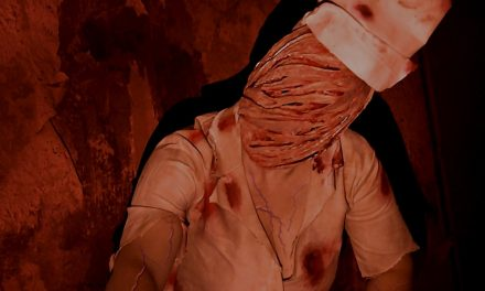 Photoshoot: Bubblehead Nurse (Silent Hill - Hinna)