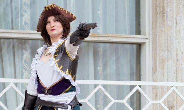Photoshoot: Lady Black (Assassin's Creed IV: Black Flag – Rhysa)