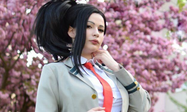 Photoshoot: Momo Yaoyorozu (Boku no Hero Academia – Lara)