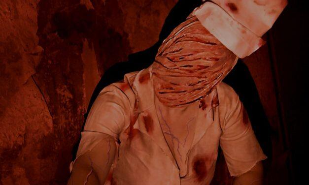 Photoshoot: Bubblehead Nurse (Silent Hill – Hinna)