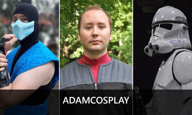 Adamcosplay