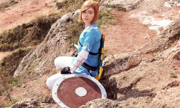 Photoshoot: Link (The Legend Of Zelda: Breath Of The Wild – Nekovi)
