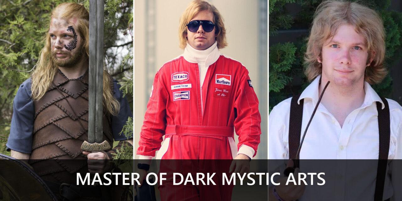 Master of Dark Mystic Arts