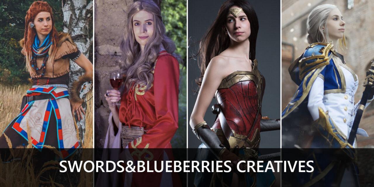 Swords&blueberries creatives